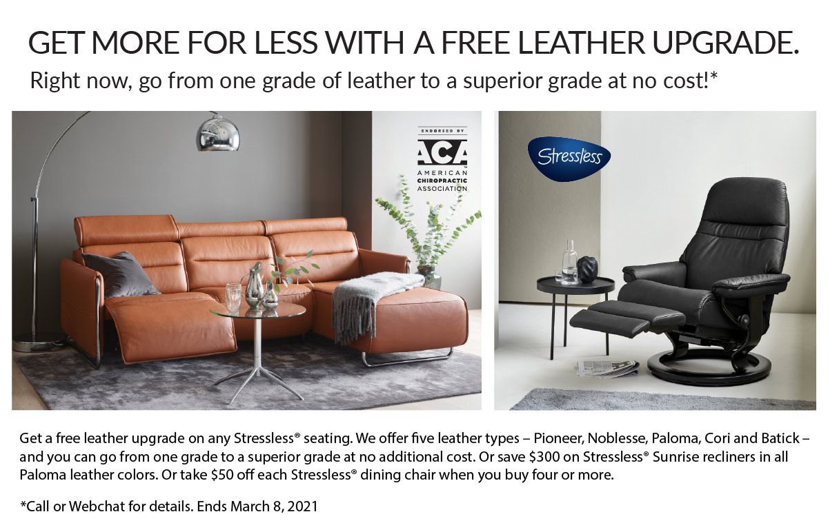stressless recliners san diego